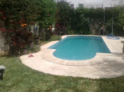 villa avec piscine 013